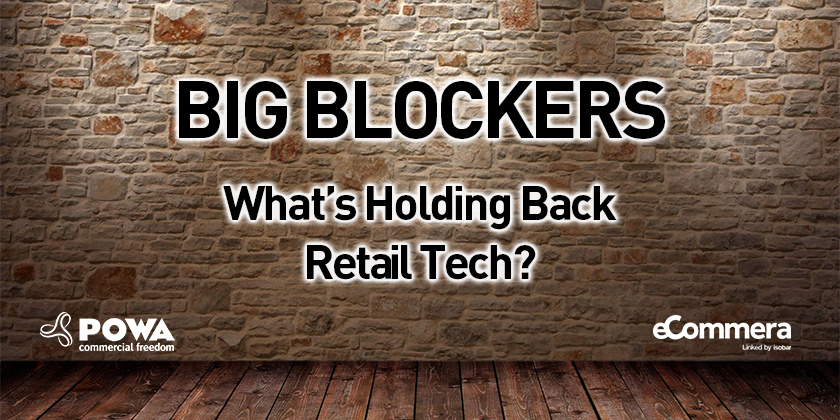 retail tech blog B2B content