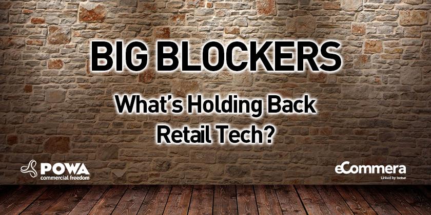 retail tech blog B2B content